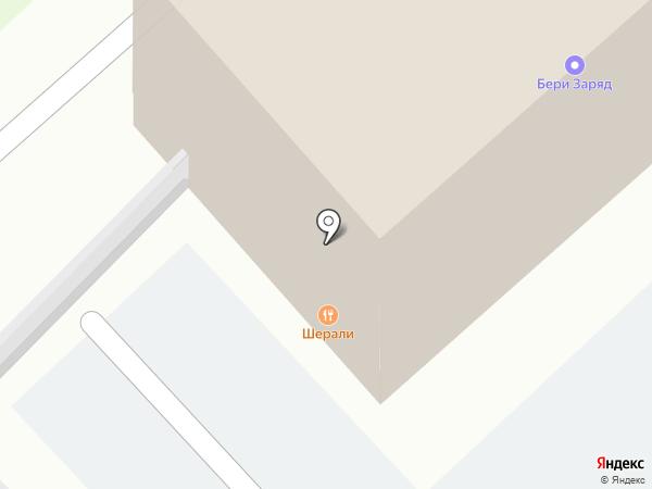 Arirang на карте Хабаровска