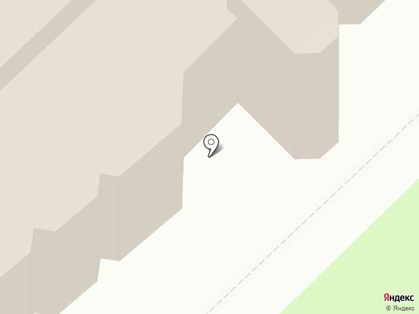 Ратник на карте Хабаровска