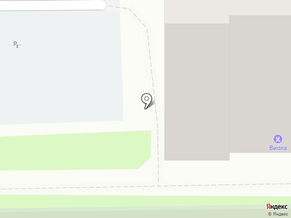AURUS на карте Хабаровска
