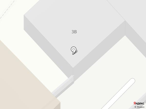 АриаТекс на карте Хабаровска