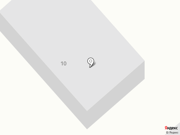 Лепта на карте Хабаровска