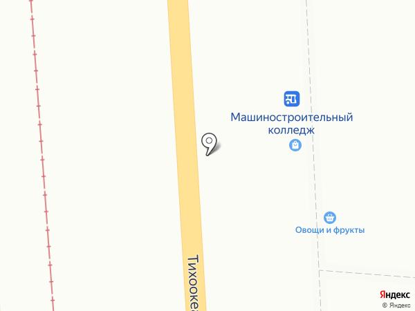 Nice price на карте Хабаровска