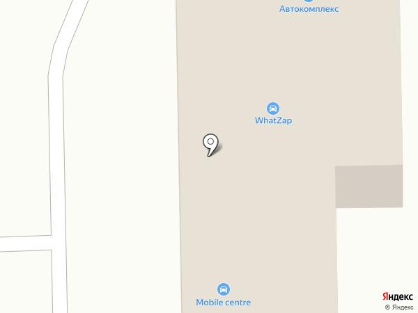 Мобил1 Центр на карте Хабаровска