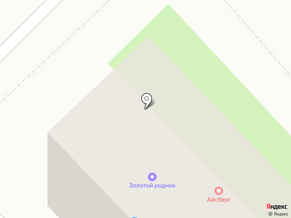 Лучик на карте Хабаровска