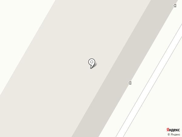 Феникс на карте Хабаровска