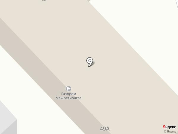 Музей истории газификации Дальнего Востока на карте Хабаровска