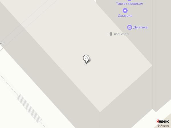 Тепломонтажэнерго на карте Хабаровска