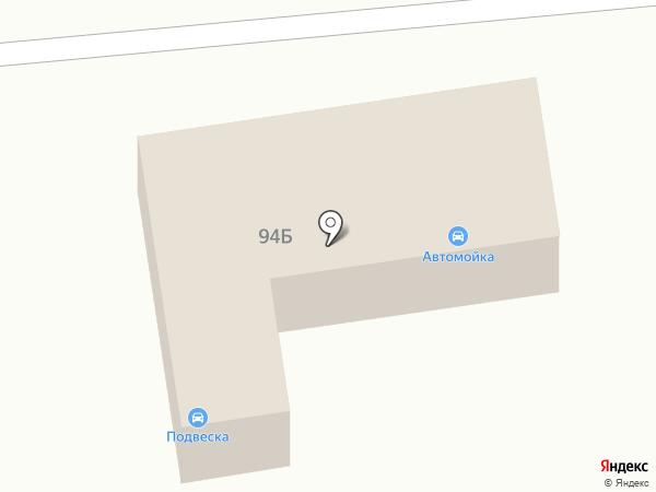Всё на Всё на карте Хабаровска