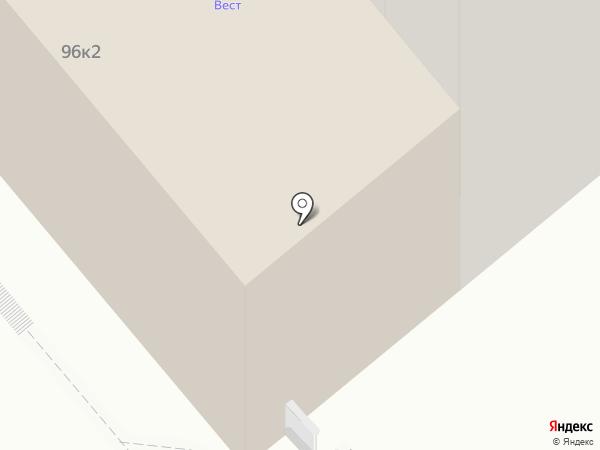 ДВ-ЭКОС на карте Хабаровска