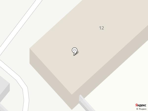 Carpro service на карте Хабаровска
