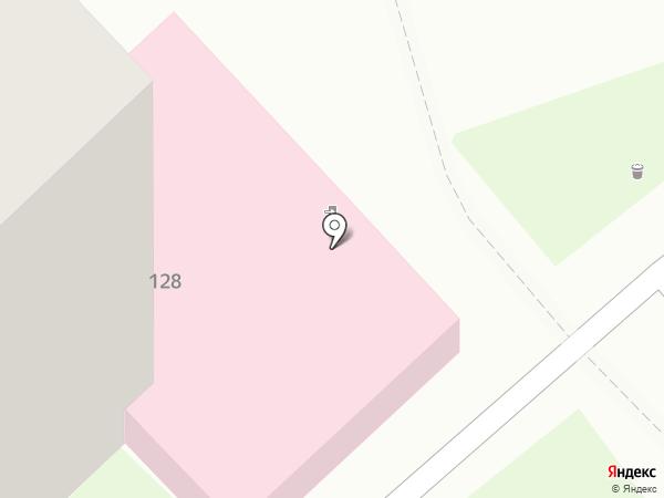 Мистер бир на карте Хабаровска