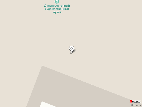 Миндо на карте Хабаровска