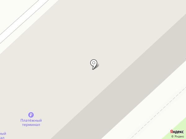 Вертикаль-ДВ на карте Хабаровска
