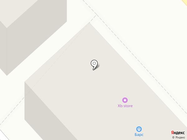 Маркет Ф на карте Хабаровска