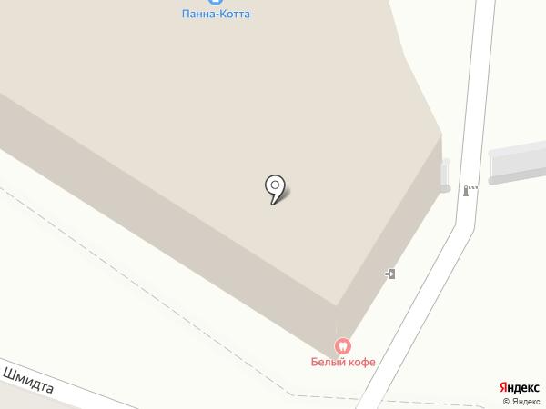 Панна-Котта на карте Хабаровска
