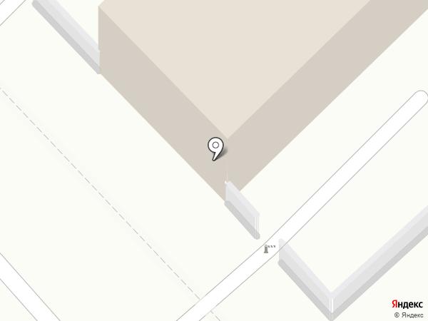 Грув на карте Хабаровска