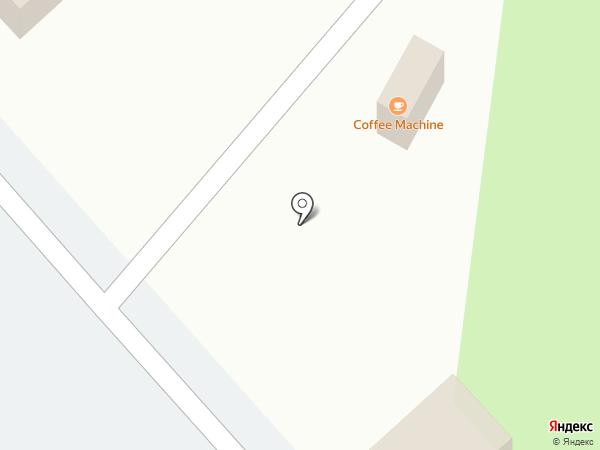 Coffe machine на карте Хабаровска