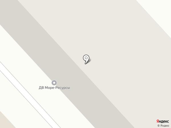 Студия парикмахерских услуг на карте Хабаровска