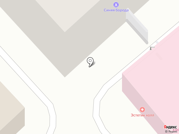 Инкристинвест на карте Хабаровска