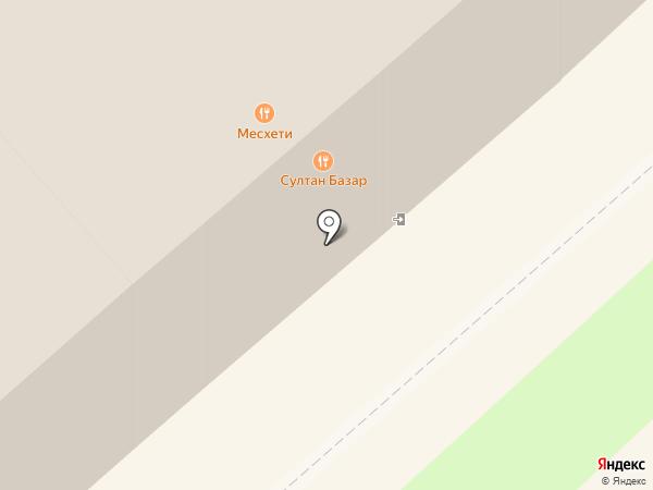 Пани Фазани на карте Хабаровска