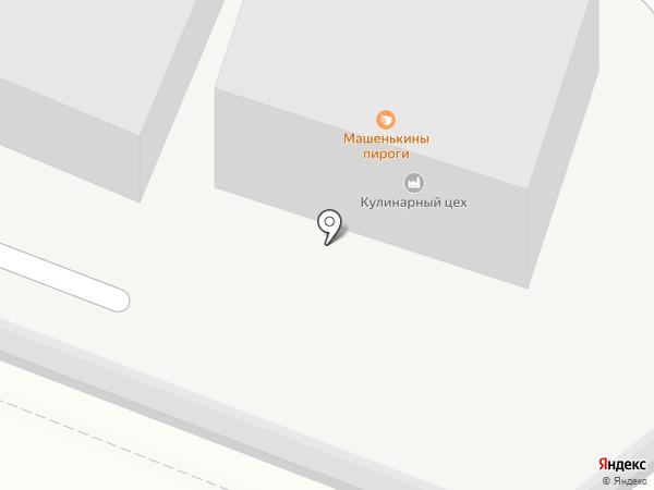 Феникс Строй на карте Хабаровска