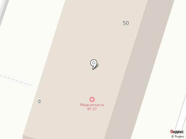 Управление ФСИН России по Хабаровскому краю на карте Хабаровска