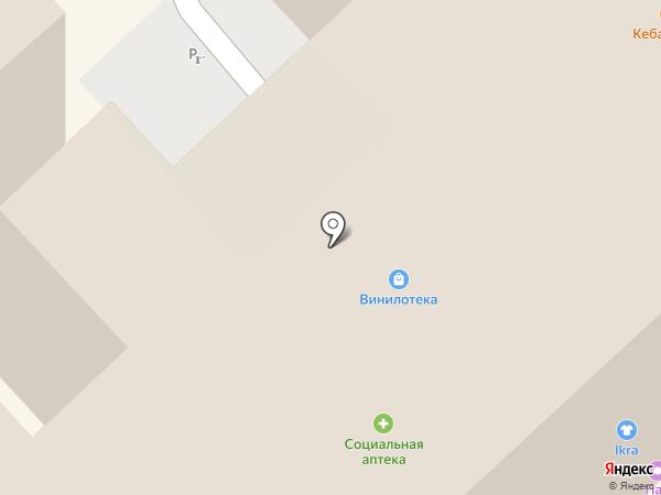 Автономная Независимая Экспертиза на карте Хабаровска