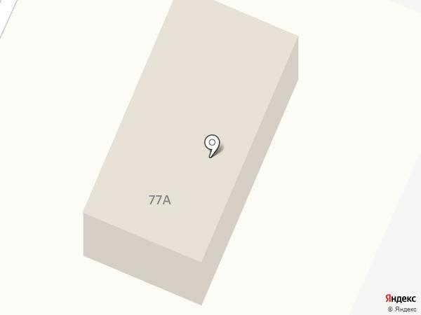 Время на карте Хабаровска