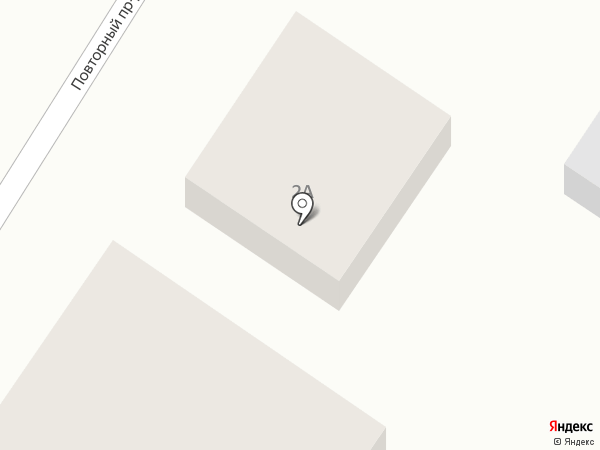 Самоделкин на карте Хабаровска