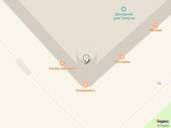 MeetMeat на карте Хабаровска