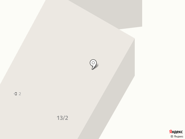Техносити на карте Хабаровска