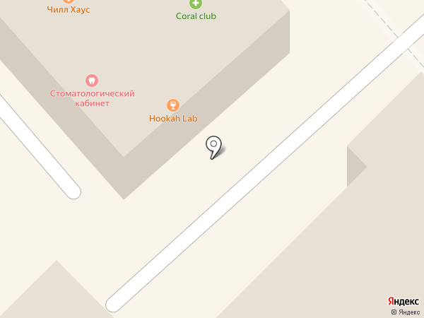 Hookah_lab на карте Хабаровска