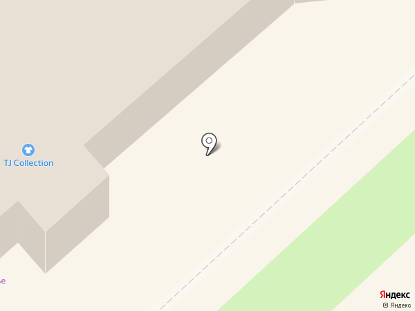 Ксандра на карте Хабаровска