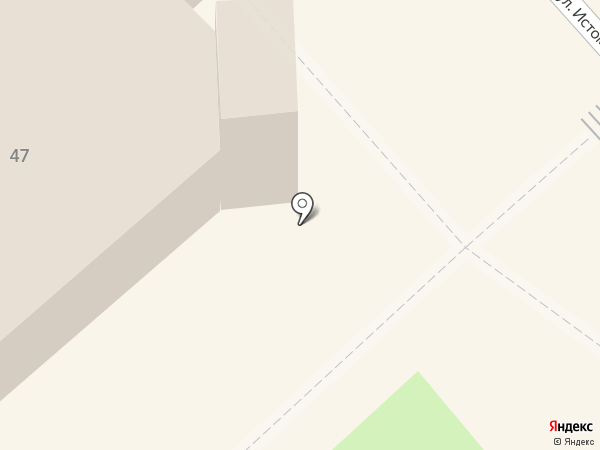 Yves Rocher на карте Хабаровска
