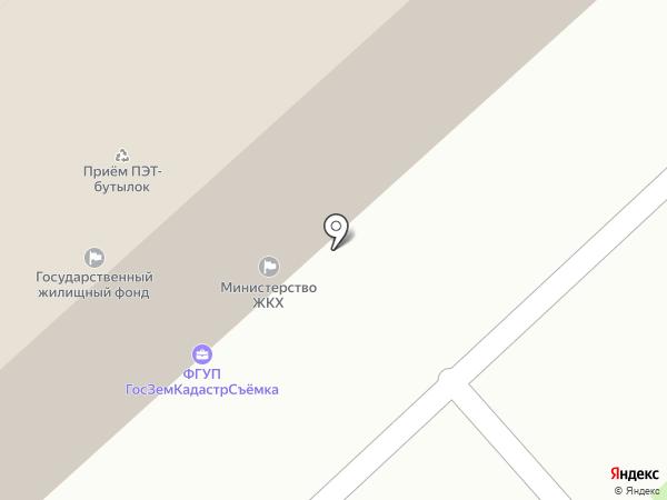 Вентэко на карте Хабаровска