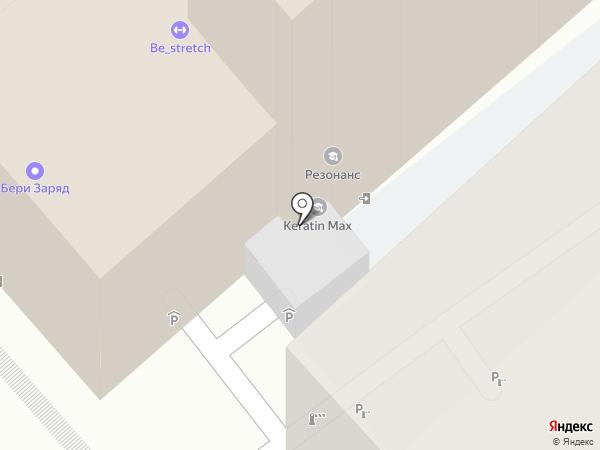 ANDI на карте Хабаровска