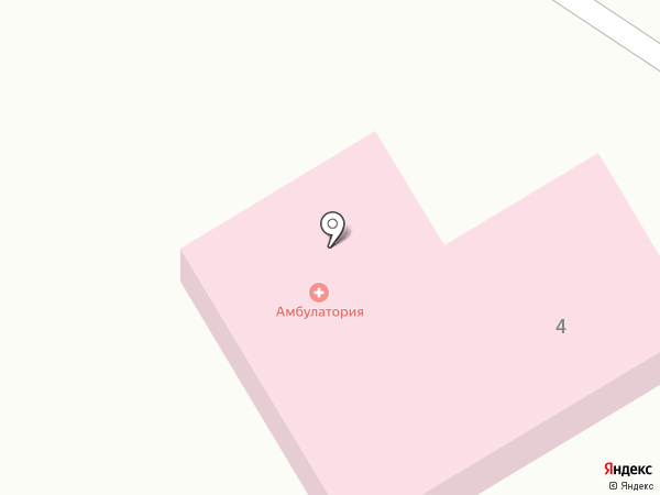 Амбулатория на карте Сосновки