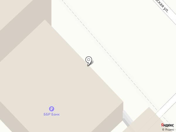 Антилопа Гну на карте Хабаровска