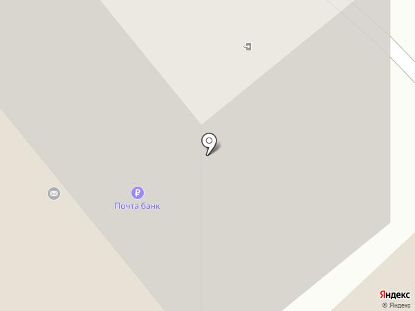 Альтернативный Курьер на карте Хабаровска