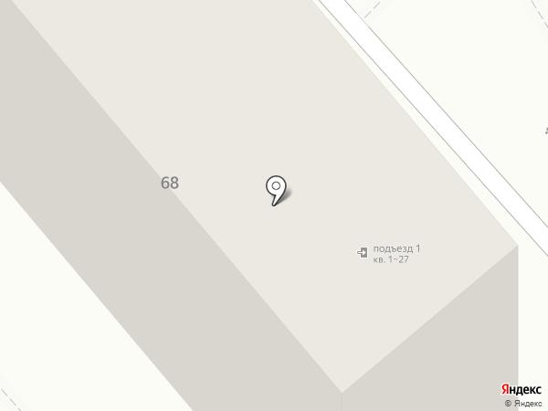 Сплавной участок на карте Хабаровска