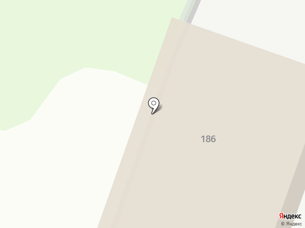 ДВ-Строй на карте Хабаровска