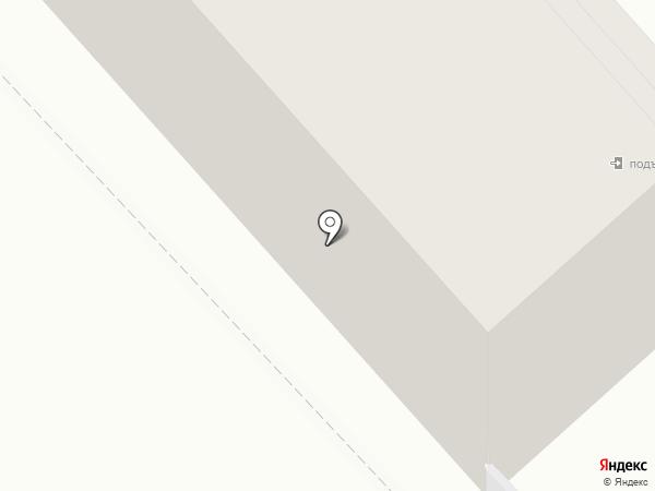 Имидж на карте Хабаровска