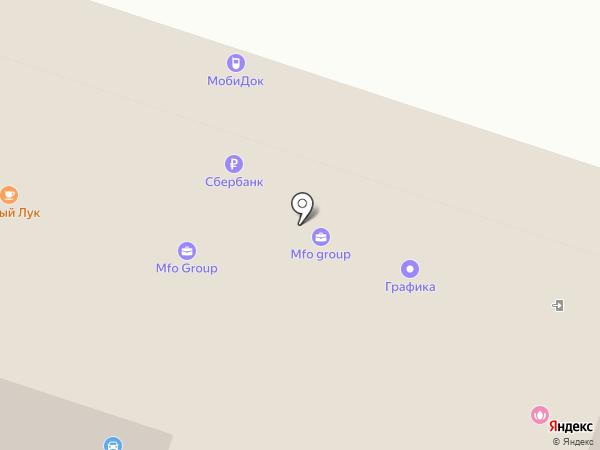 Шьём с Марьяж на карте Хабаровска