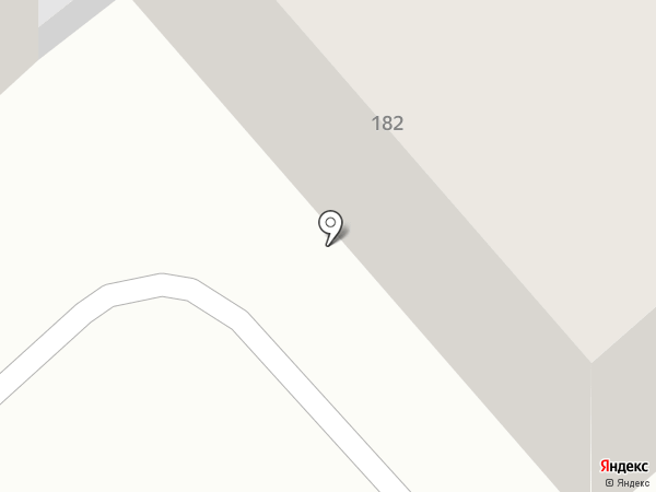 Малинки на карте Хабаровска