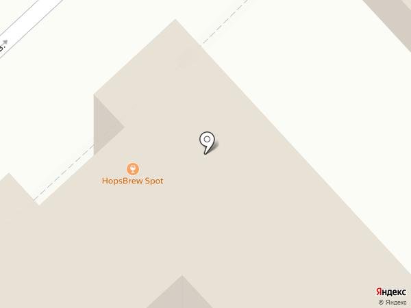 Весельчак на карте Хабаровска