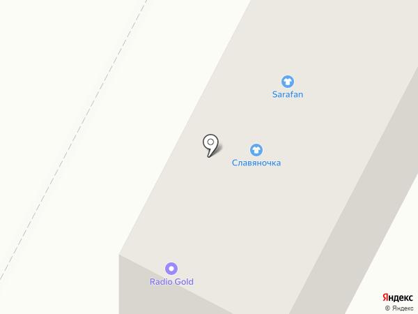 Тойота на карте Хабаровска