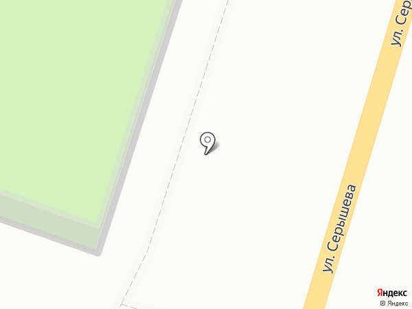 Чак Чак на карте Хабаровска
