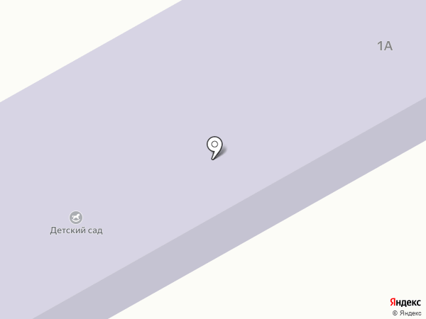 Детский сад с. Сосновка на карте Сосновки