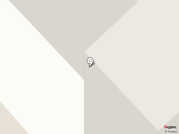 Дальрео на карте Хабаровска