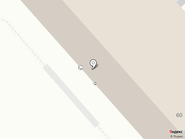 Отдел по организации работы рынков и мелкой розницы на карте Хабаровска